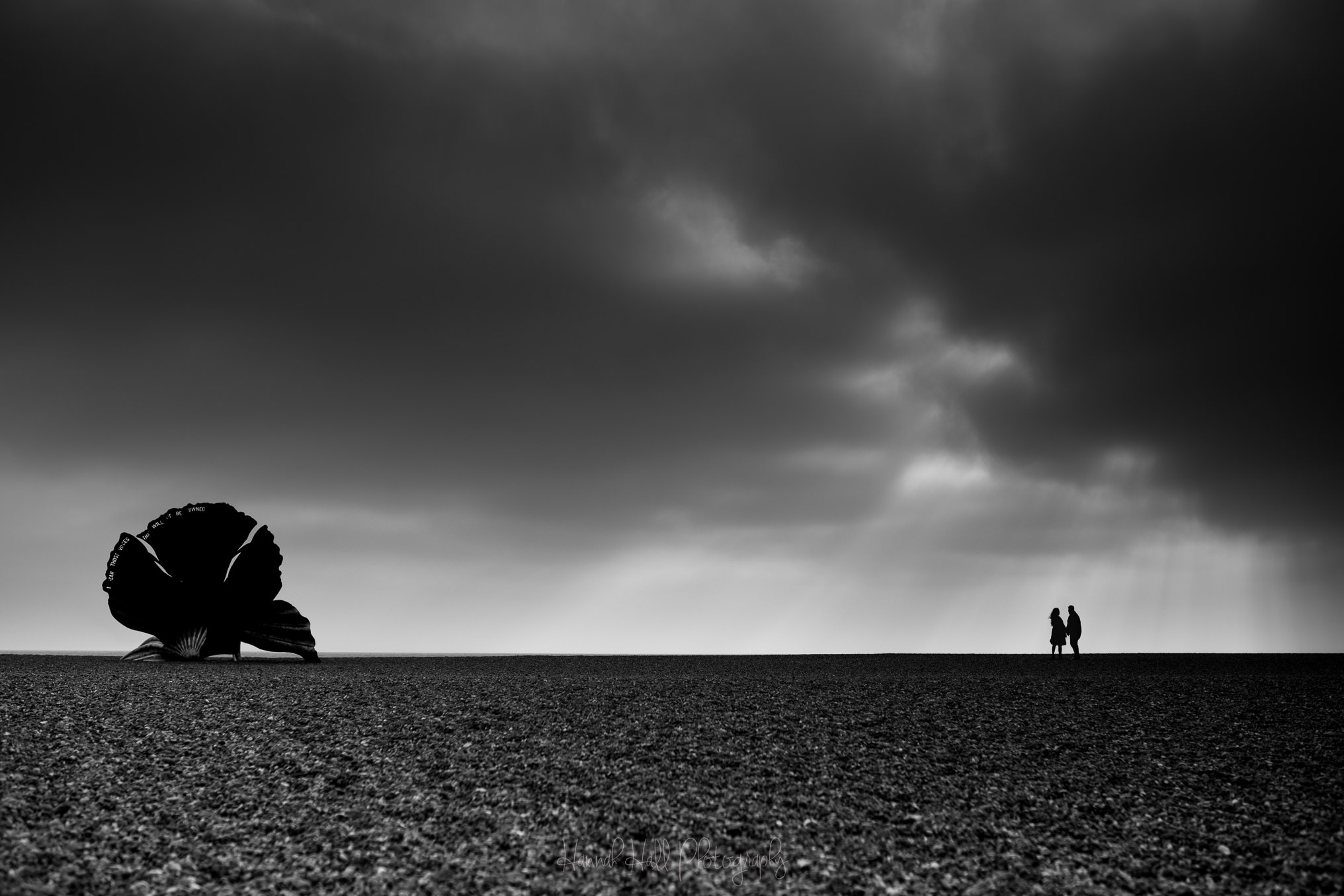 Si & Katy | Aldeburgh Beach