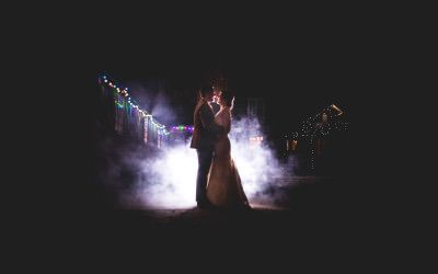 Emma & Sean | Donington Park Farmhouse Wedding