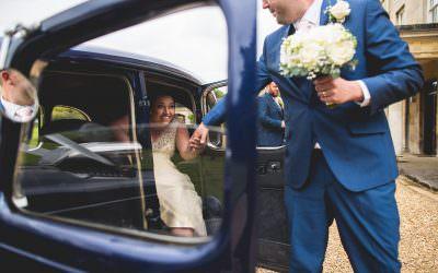 Jo & Paul | Cranford Hall wedding