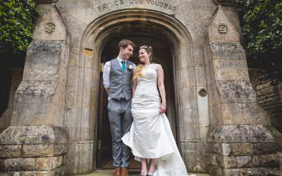 Sam & Nicola | Hambleton Hall wedding