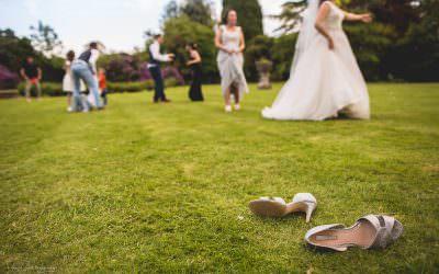 Kim & Rich | Mercure Newton Solney Wedding