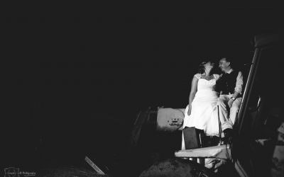 Meg & Neil | Relaxed festival marquee wedding