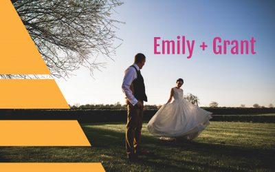 Wedding at Top Farm Tiffield | Northamptonshire Wedding Photographer | Emily + Grant