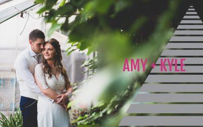 Wedding at The Woodlands, Hothorpe Hall | Amy + Kyle